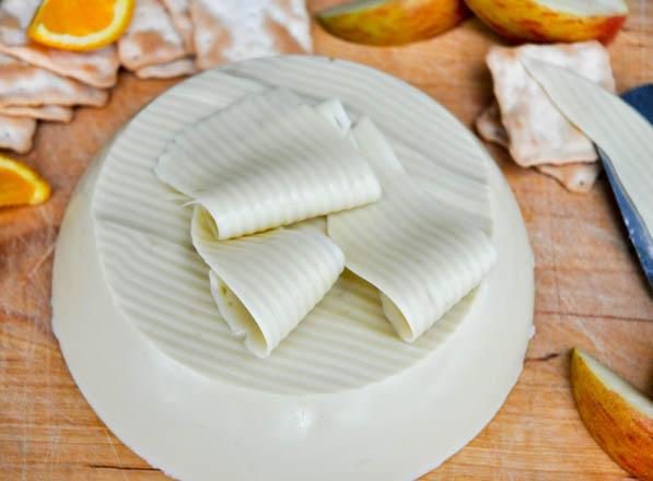 hva er ost laget av